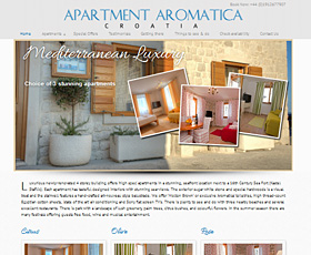 Apartment Aromatica