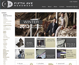 Fifth Avenue Menswear